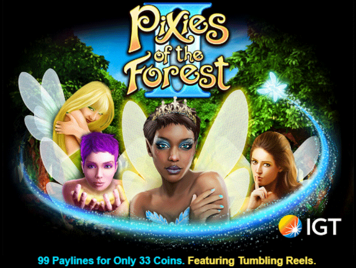 slot pixies of the forest II gratis