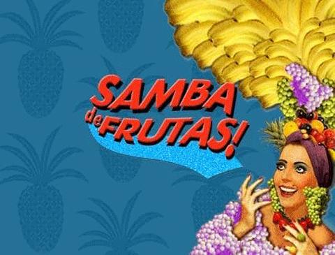 slot gratis samba de frutas