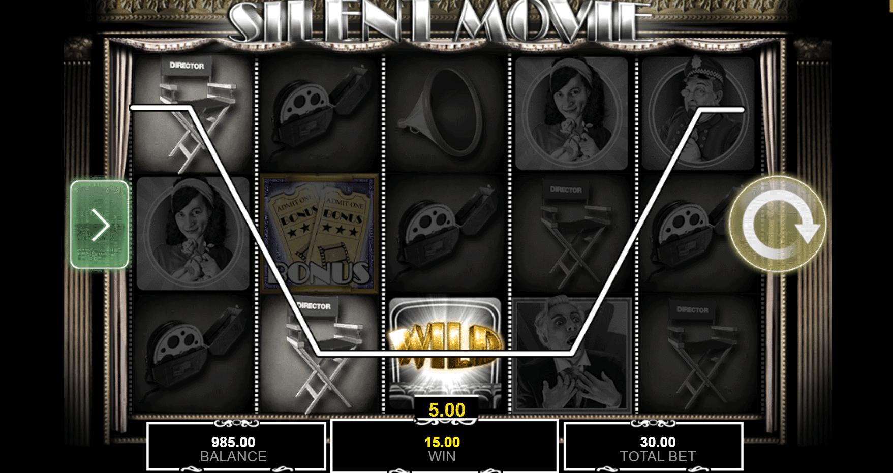 Slot Silent Movie