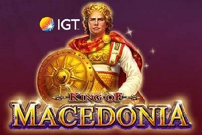 Slot gratis King of Macedonia