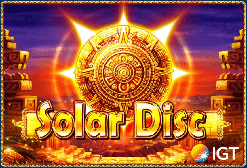 slot gratis solar disc