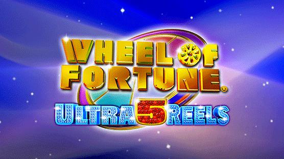 Slot gratis Wheel of Fortune Ultra 5 Reels