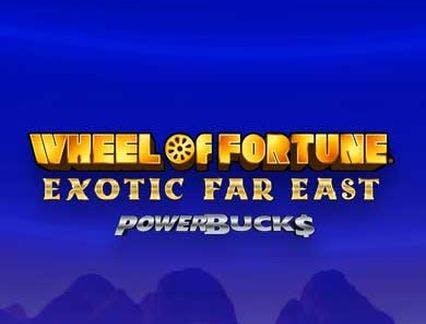 Slot gratis Wheel of Fortune Exotic Far East
