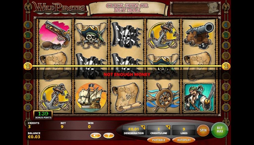 Slot Wild Pirates