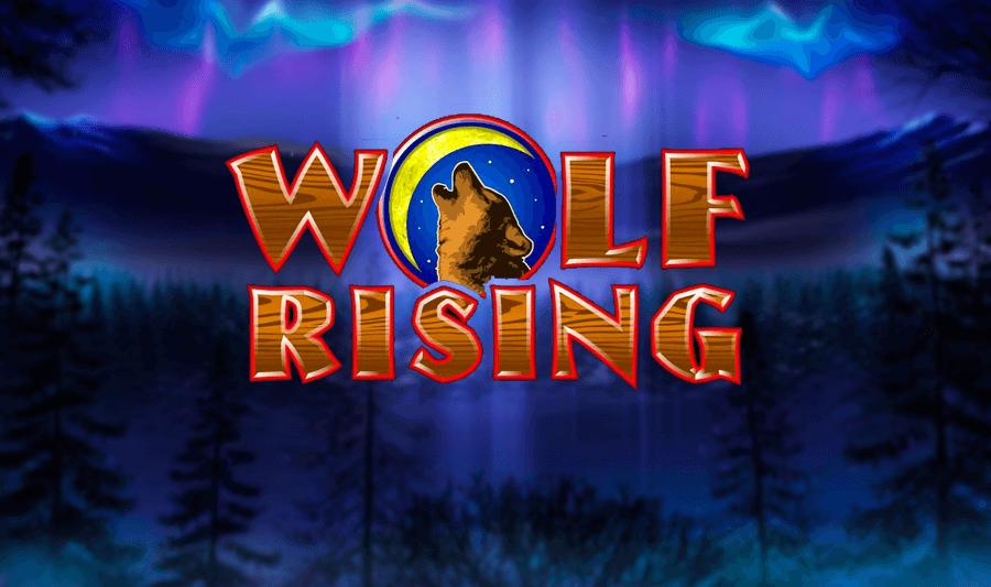 slot gratis wolf rising