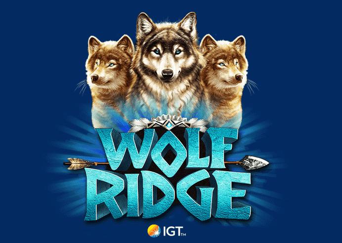 slot gratis wolf ridge