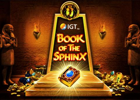 slot book of the sphinx gratis