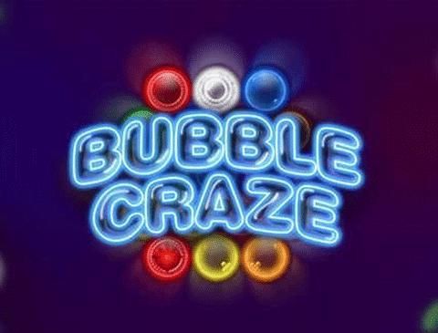 slot gratis bubble craze