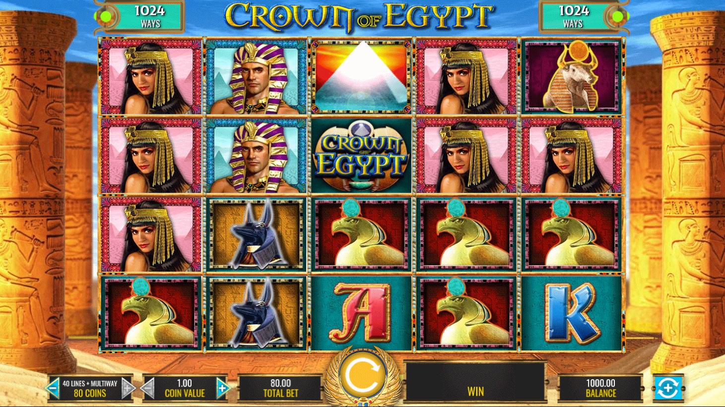 Slot Crown of Egypt