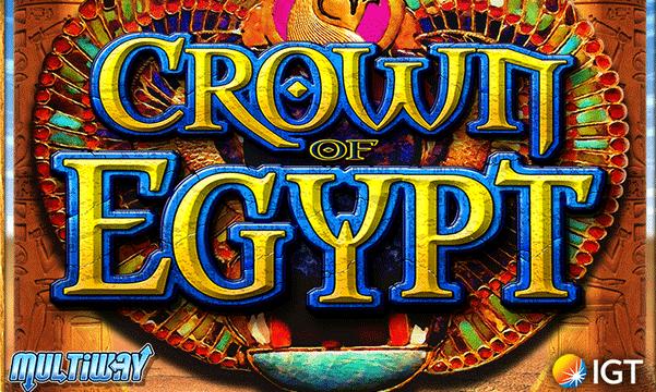 slot crown of egypt gratis