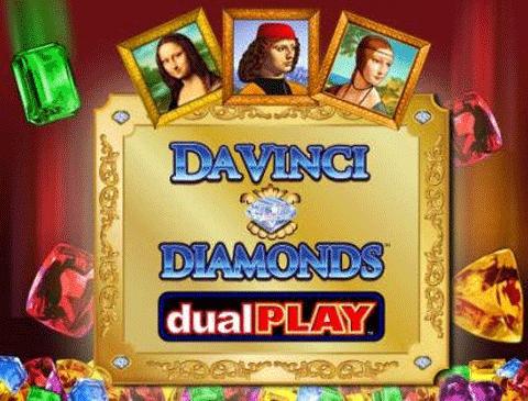 slot gratis da vinci diamonds dual play
