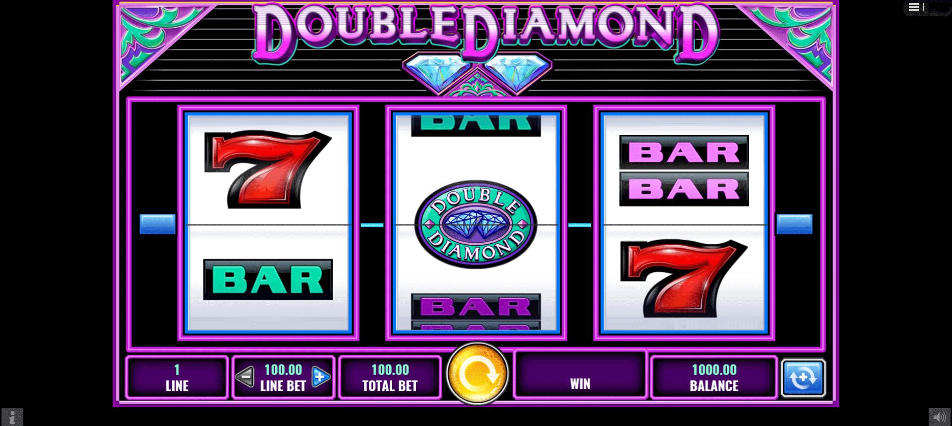 Slot Double Diamond