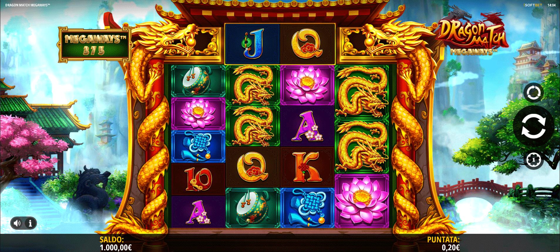 Slot Dragon Match