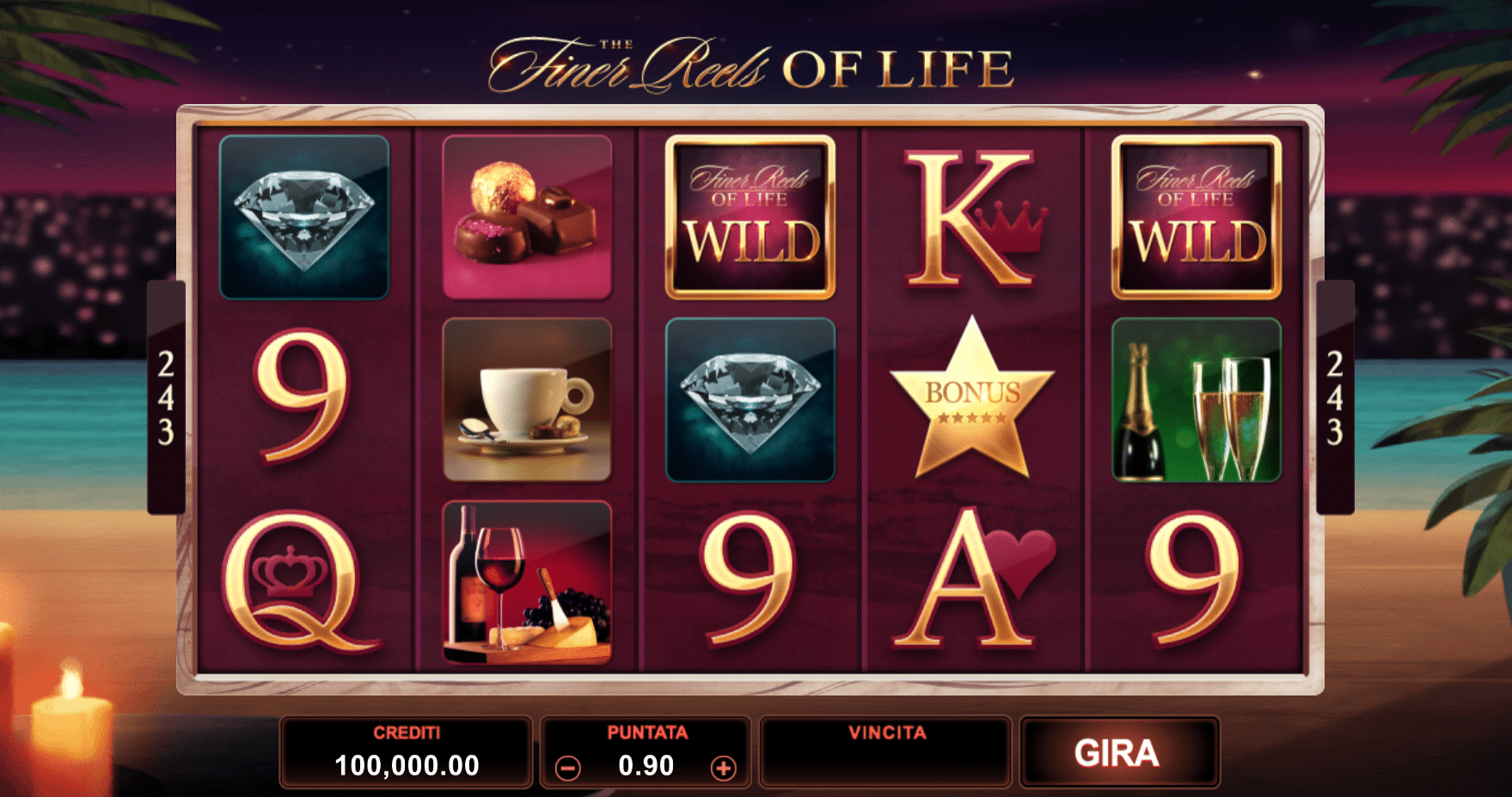 Slot The Finer Reels of Life