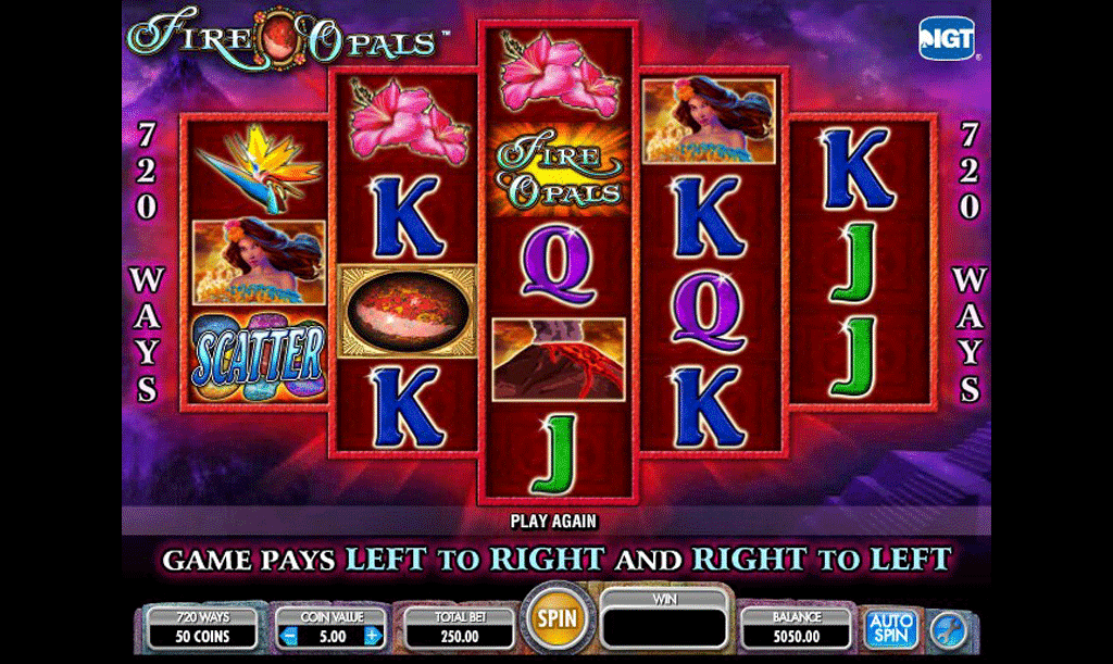 Slot Fire Opals