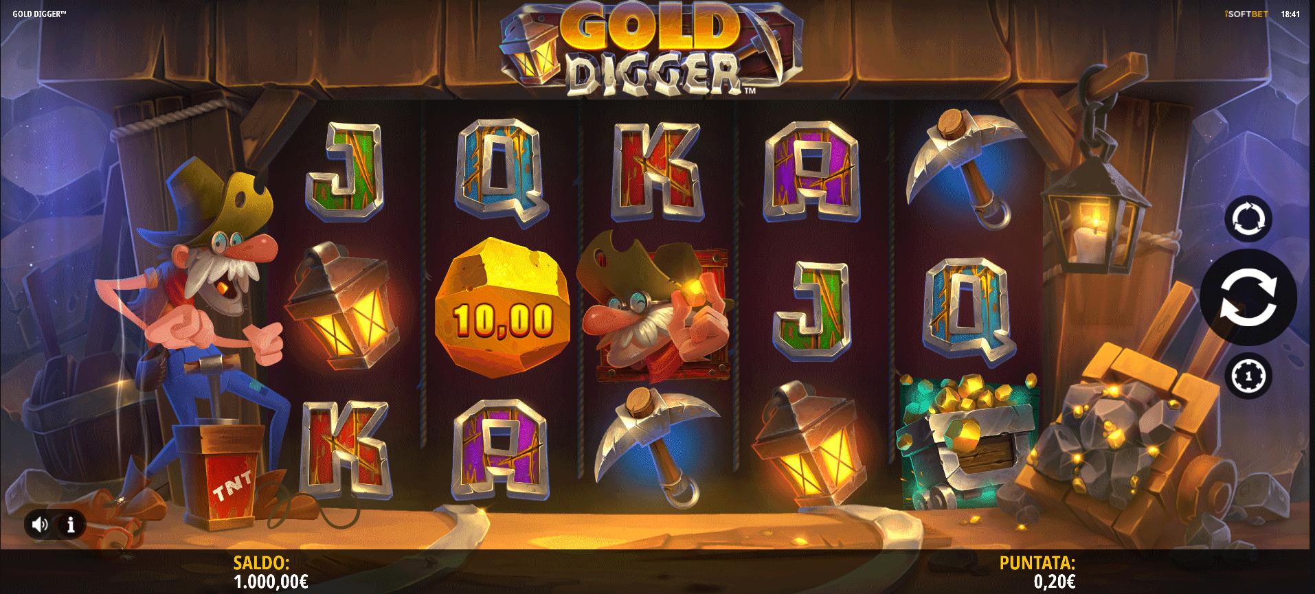 Slot Gold Digger