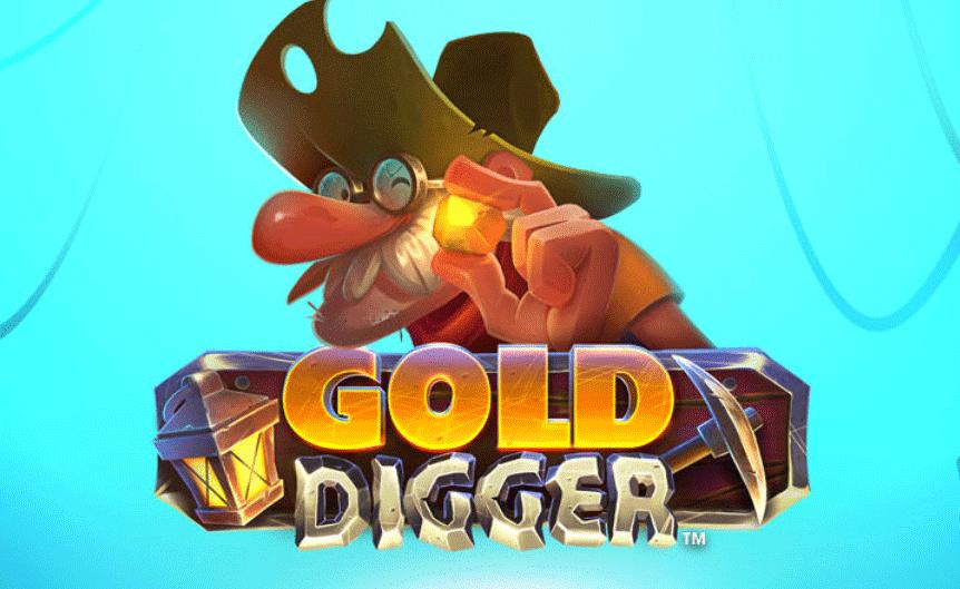 slot gratis gold digger