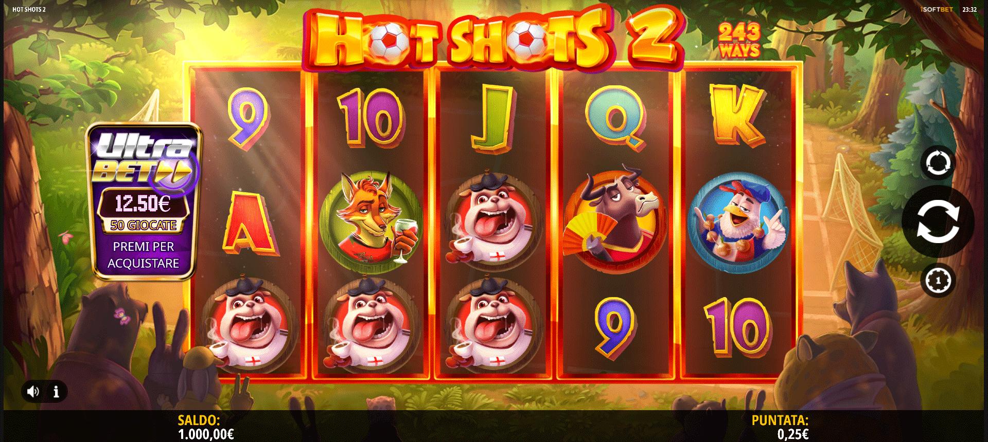 Slot Hot Shots 2
