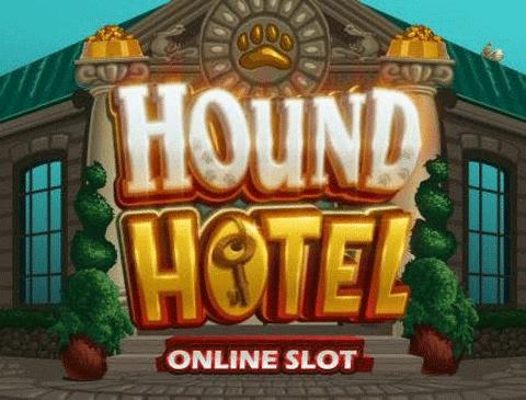 slot gratis hound hotel