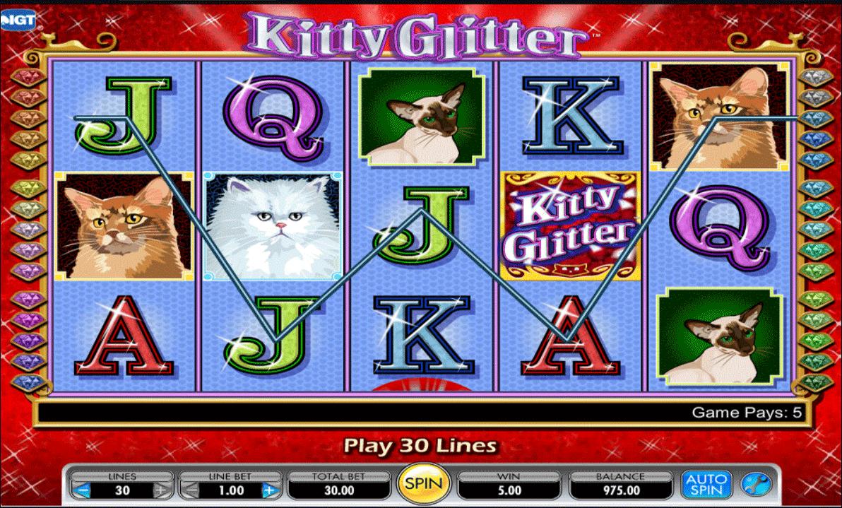 Slot Kitty Glitter