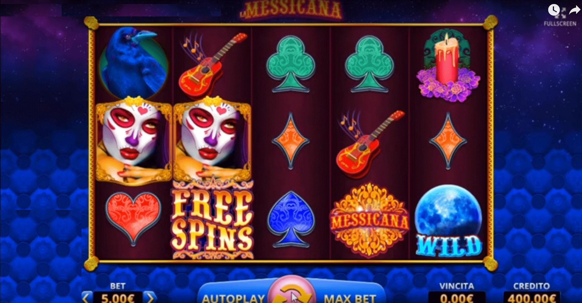 Slot La Messicana
