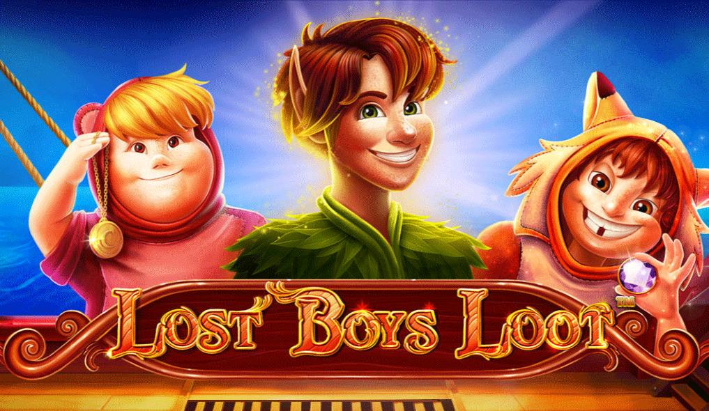 slot gratis lost boys loot
