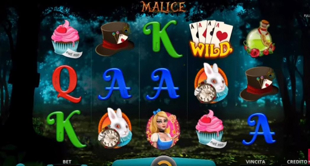 Slot Malice