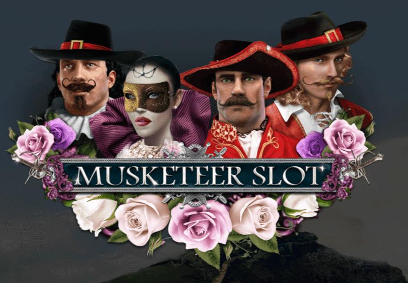 slot musketeer slot gratis