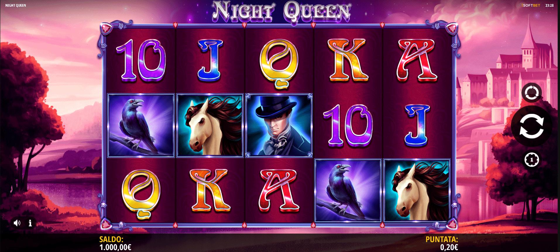 Slot Night Queen