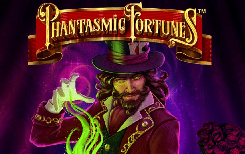 slot gratis phantasmic fortunes