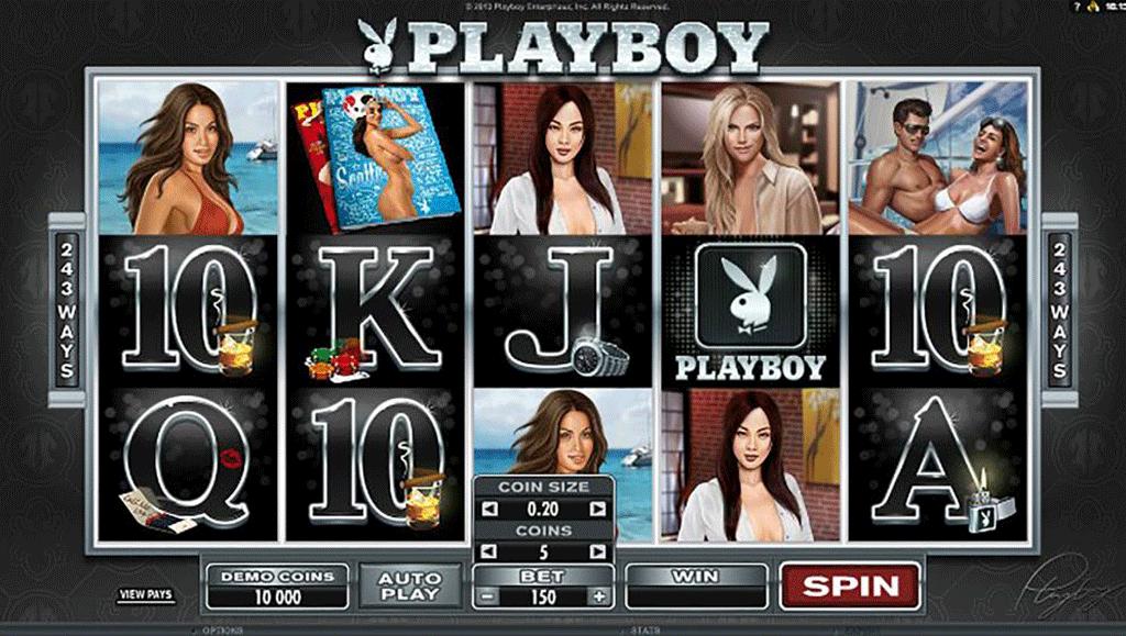 Slot Playboy