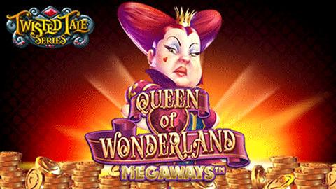 slot queen of wonderland megaways gratis