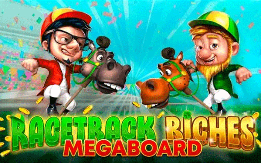 slot racetrack riches megaboard gratis
