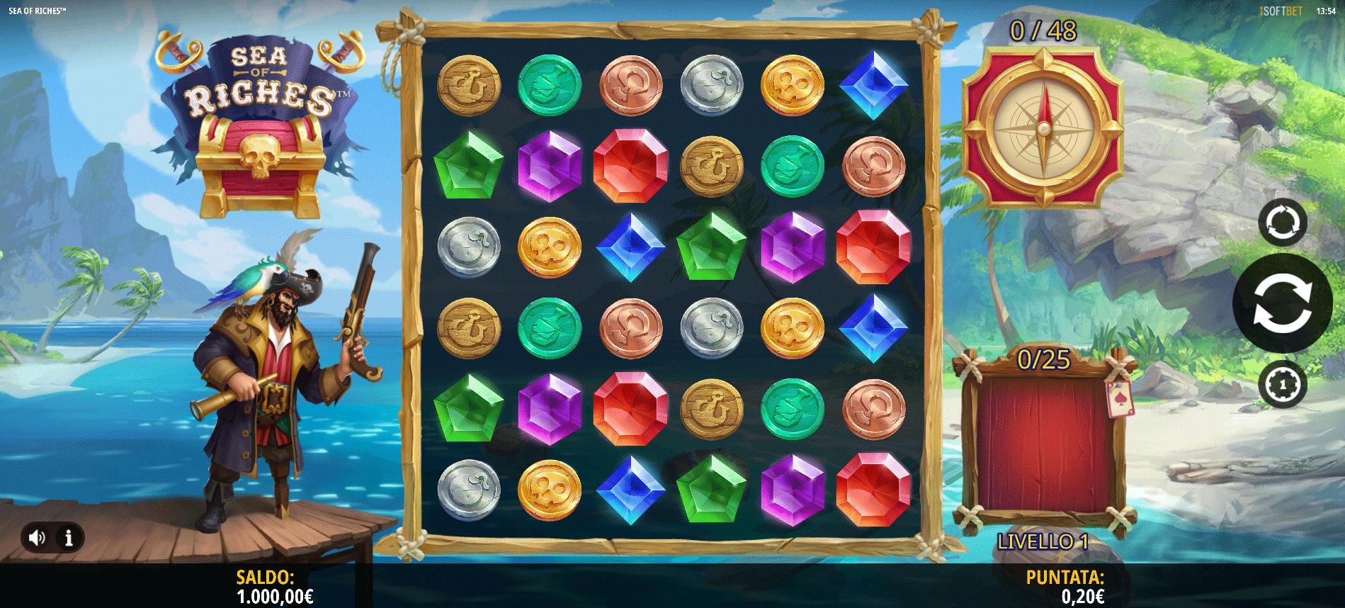 Slot Sea of Riches