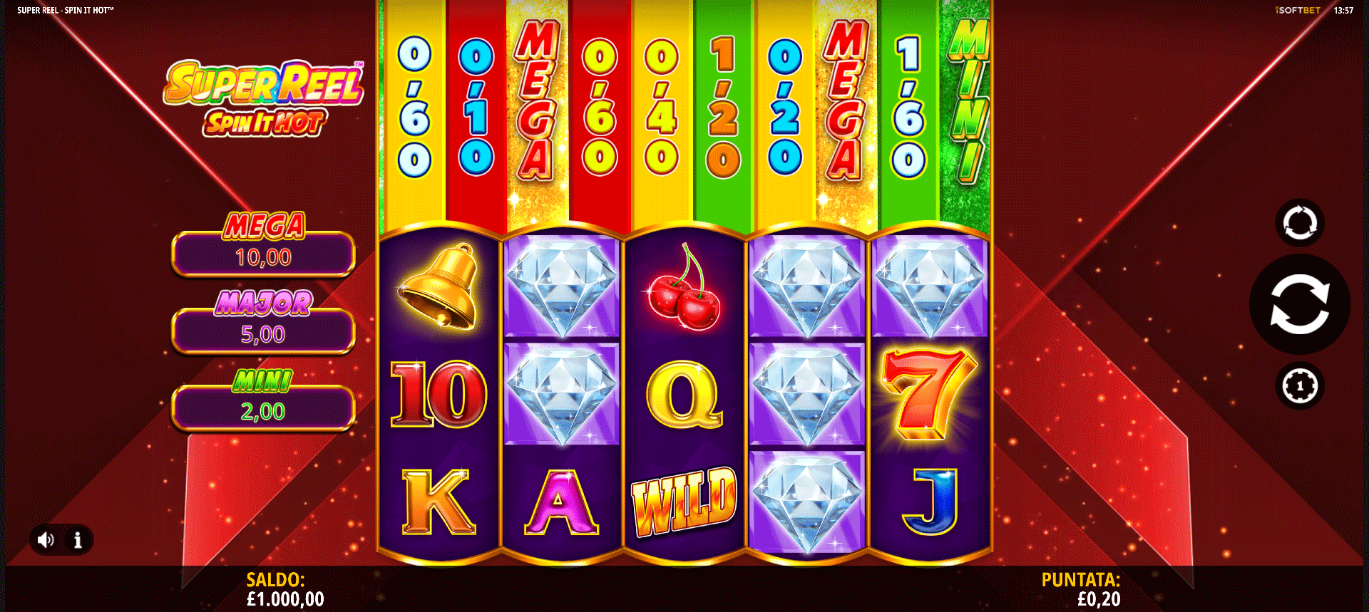 Slot Super Reel: Spin it Hot