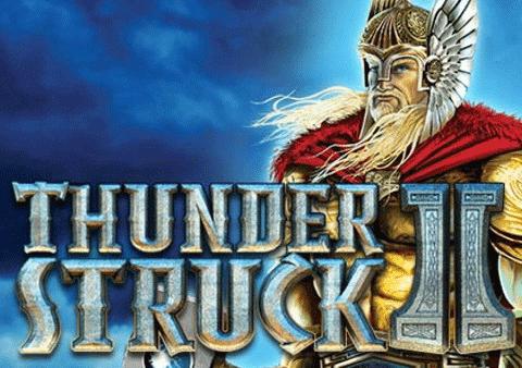 slot thunderstruck II gratis