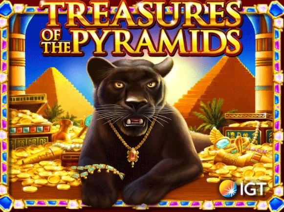 slot gratis treasures of the pyramids