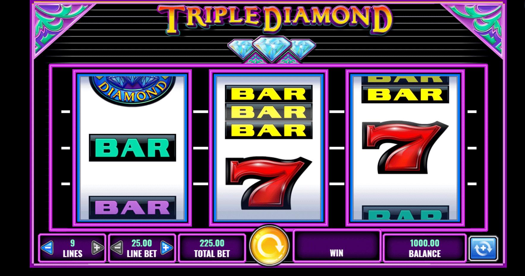 Slot Triple Diamond