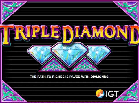 slot gratis triple diamond