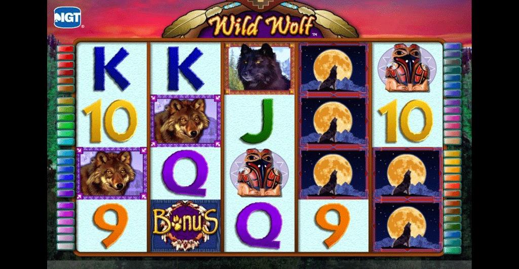 Slot Wild Wolf