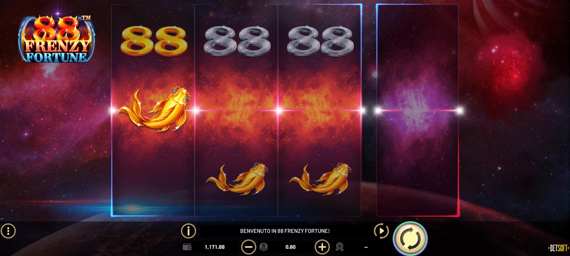Slot 88 Frenzy Fortune