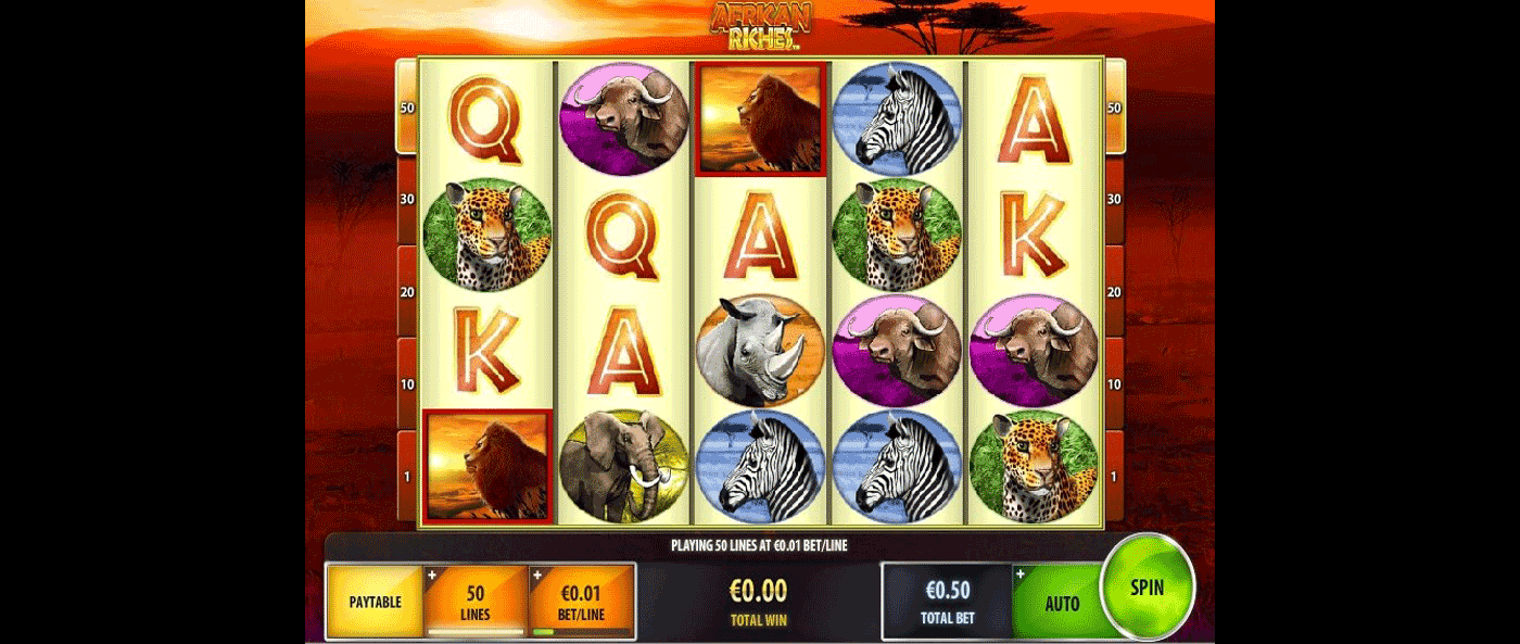 Slot African Riches