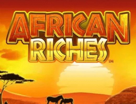 slot gratis african riches