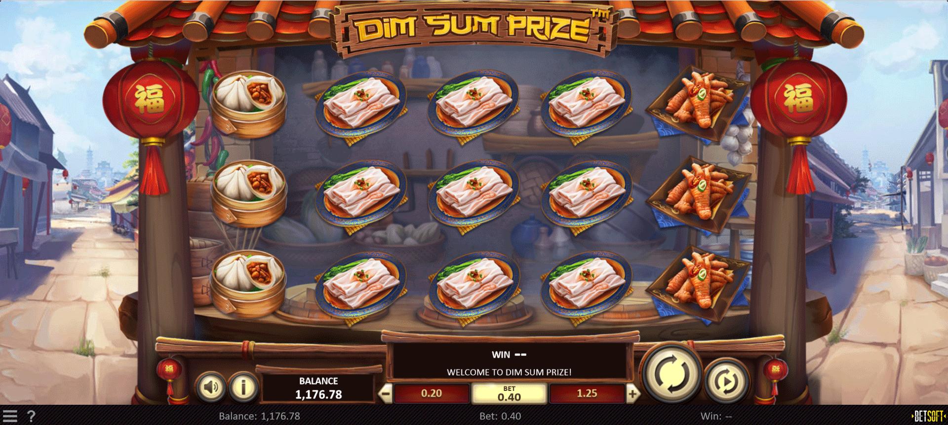 Slot Dim Sum Prize