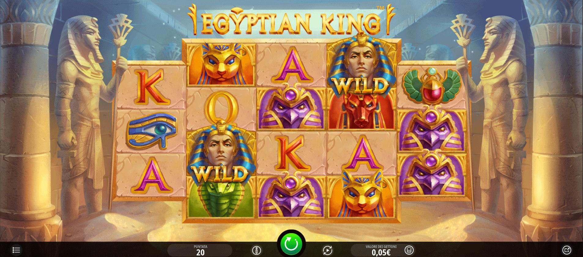 Slot Egyptian King