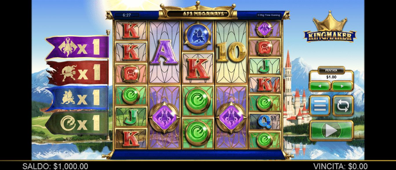 Slot Kingmaker