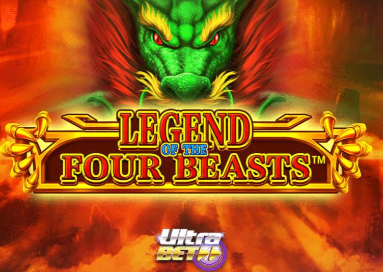 slot gratis legend of the four beasts