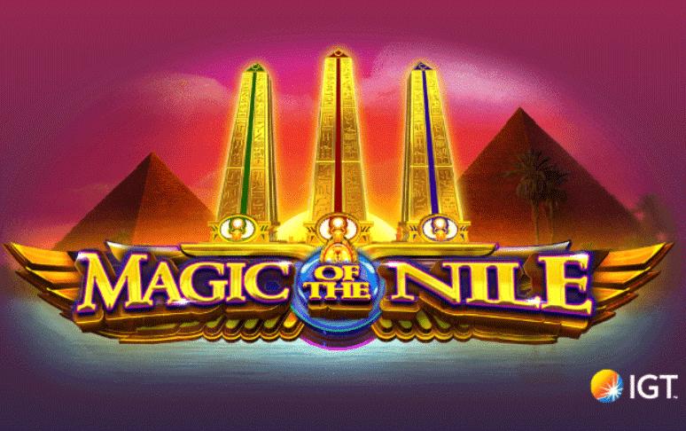 slot magic of the nile gratis