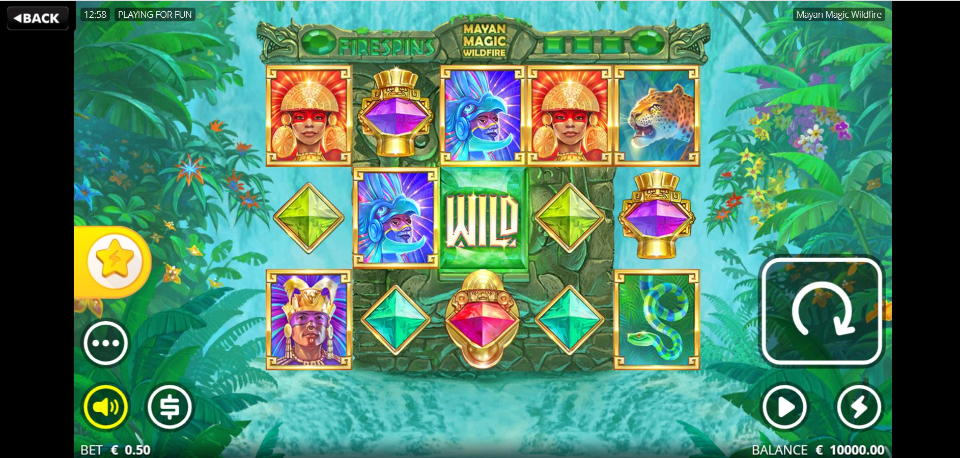 Slot Mayan Magic