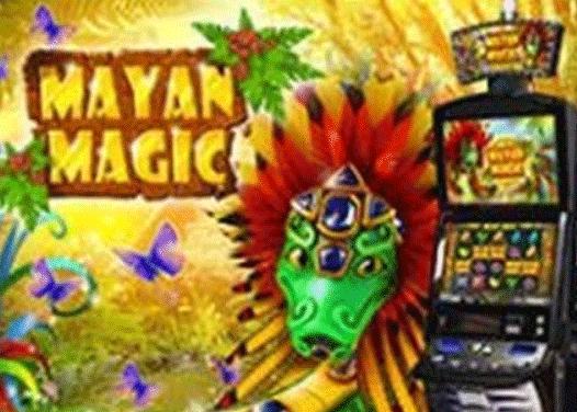 slot mayan magic gratis